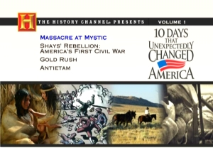 10 days that unexpectedly changed america The history channel® presents: 10 days that unexpectedly changed america™ when america was rocked (september 9, 1956) generations who had lived through the depression and wwii craved stability,.