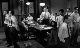 12 Angry Men: Sample essays (justice/jurors)