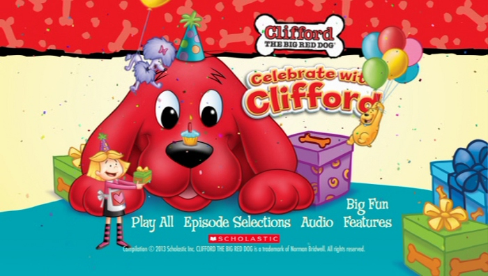 The Best Birthday Ever Clifford The Big Red Dog