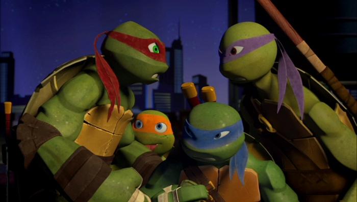 Teenage Mutant Ninja Turtles (2012): Enter Shredder : DVD Talk Review ...: www.dvdtalk.com/reviews/61255/teenage-mutant-ninja-turtles-2012...