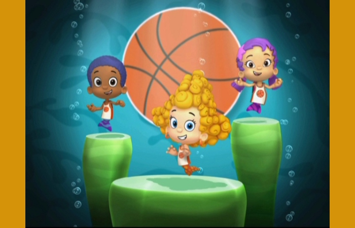 Bubble Guppies: On the Job! : DVD Talk Review of the DVD Video