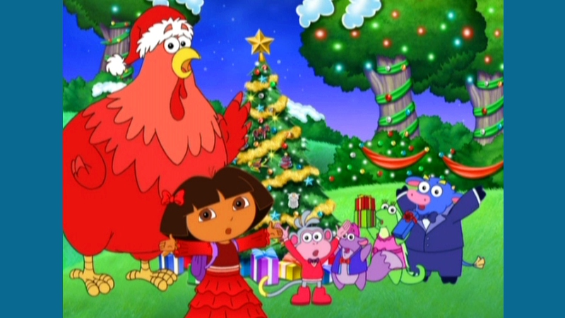 Dora The Explorer: Dora's Christmas Carol Adventure (Holiday ...