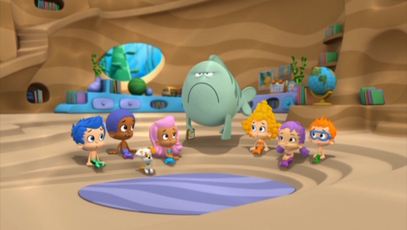 Bubble Guppies: Get Ready for School! : DVD Talk Review of the DVD ...