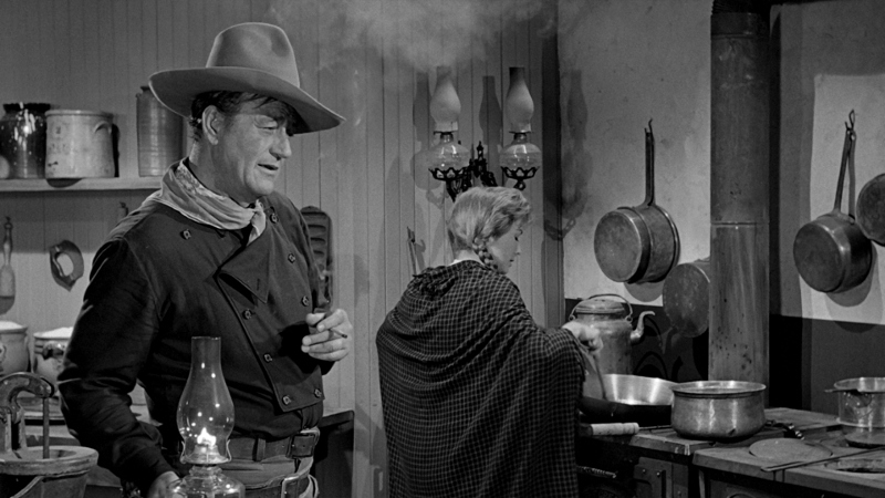 The Man Who Shot Liberty Valance (Blu-ray) : DVD Talk