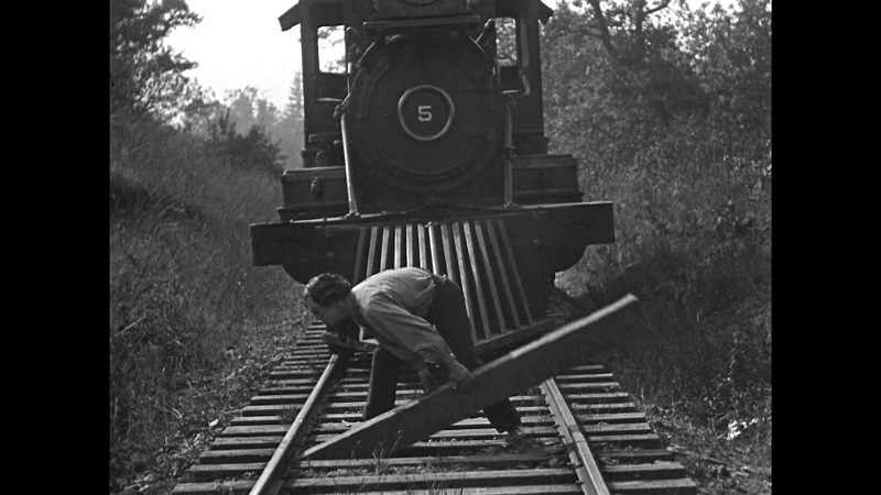 Hollywood at its best: Buster Keaton's General Essay