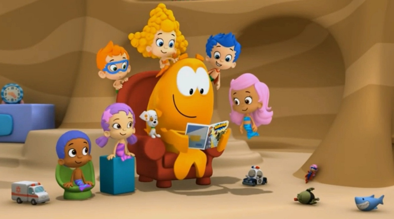 Bubble Guppies: Super Guppies! : DVD Talk Review of the DVD Video