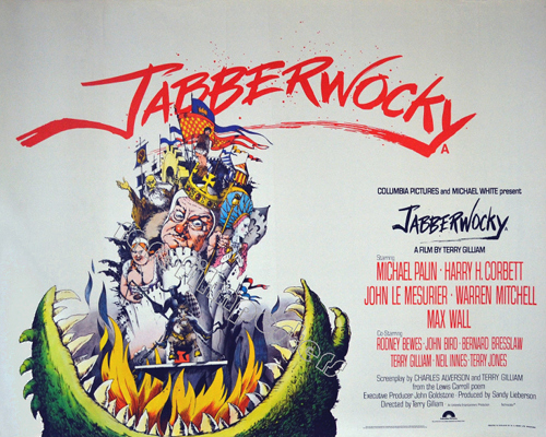 nonsense in lewis carrolls poem jabberwocky essay First, i have to say that the translation of nonsense poems is very complex,  kommentare zum referat analysis of poem lewis carroll - jabberwocky:.