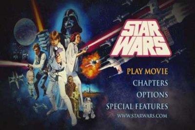 Star wars episode iv a new hope trailer