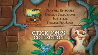 Chuck Jones Collection Dvd Talk Review Of The Dvd Video