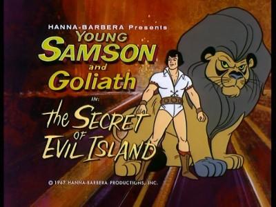 samson cartoon full movie