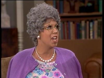 Carol Burnett mama