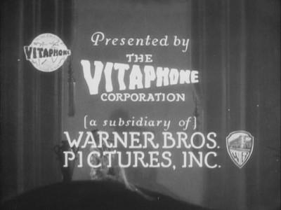 Vitaphone Varieties - Volume One : DVD Talk Review of the ...