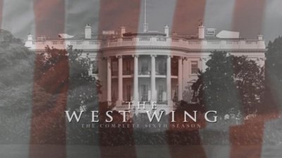 the west wing the complete sixth season dvd talk review of the dvd video. Black Bedroom Furniture Sets. Home Design Ideas