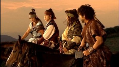 Jumong, Volume 2 (MBC TV Series) : DVD Talk Review of the