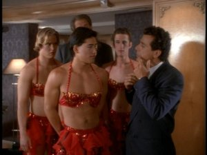 Saved By The Bell Hawaiian Style Wedding In Las Vegas Dvd Talk Review Of Video
